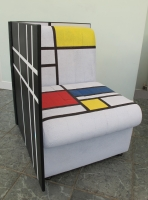 M is for Mondrian